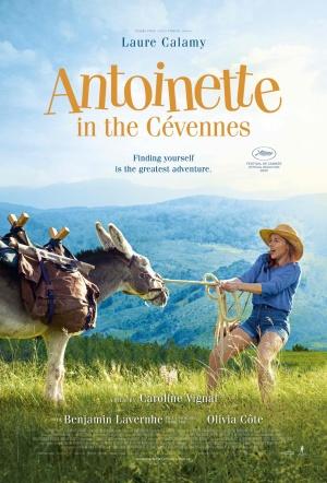 Antoinette in the Cévennes