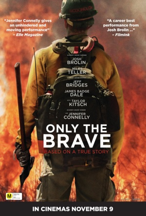 Only the Brave Film Poster