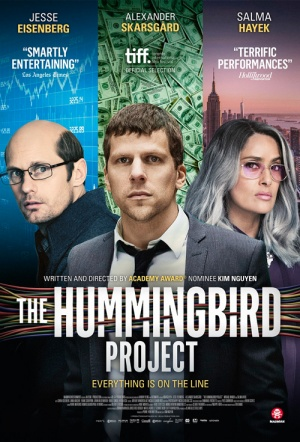 The Hummingbird Project Film Poster