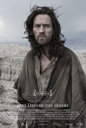Last Days in the Desert Film Poster
