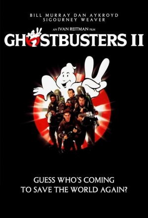 Ghostbusters II Film Poster