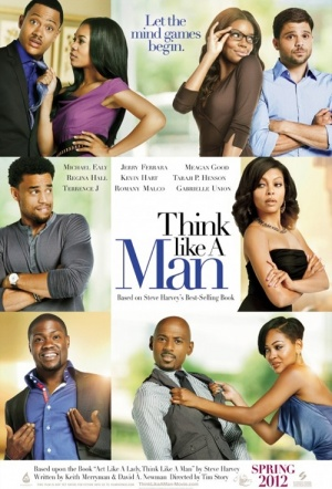 Think Like A Man Film Poster