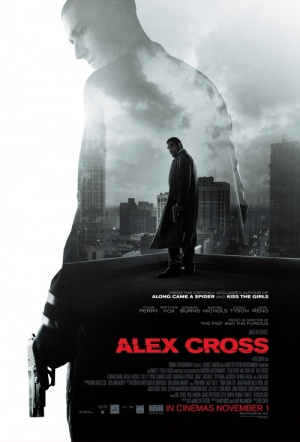 Alex Cross Film Poster