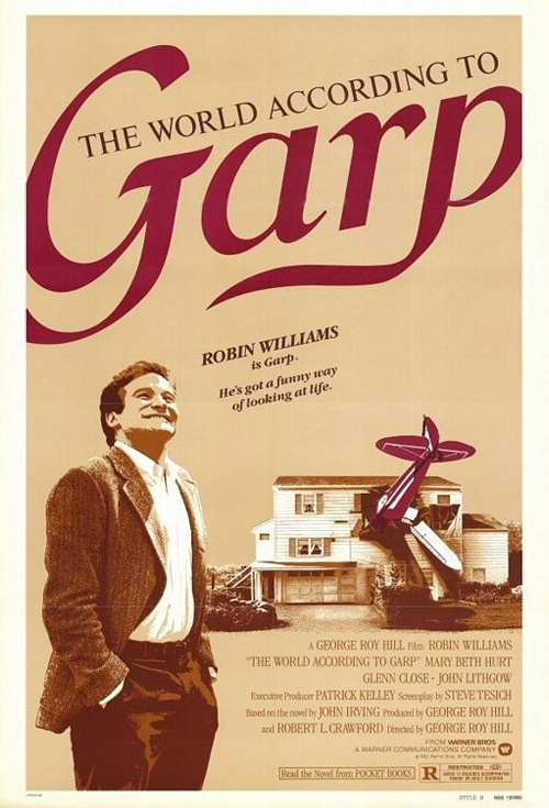 The World According to Garp Film Poster