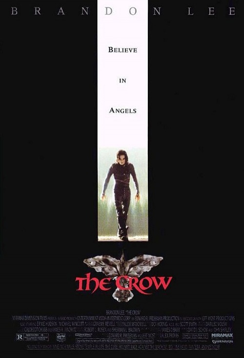 The Crow (1994) Film Poster