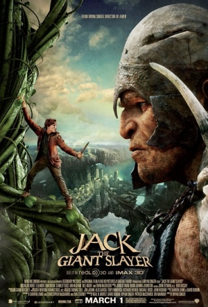Jack the Giant Slayer 3D Film Poster