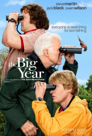 The Big Year Film Poster