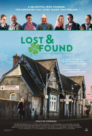 Lost & Found (2017) Film Poster