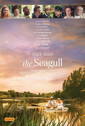 The Seagull Film Poster