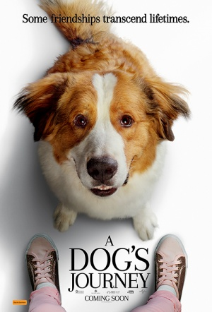 A Dog's Journey Film Poster