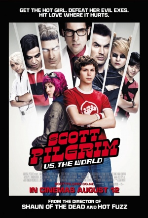 Scott Pilgrim vs. the World Film Poster