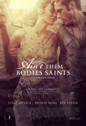 Ain't Them Bodies Saints Film Poster