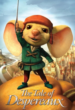 The Tale of Despereaux Film Poster