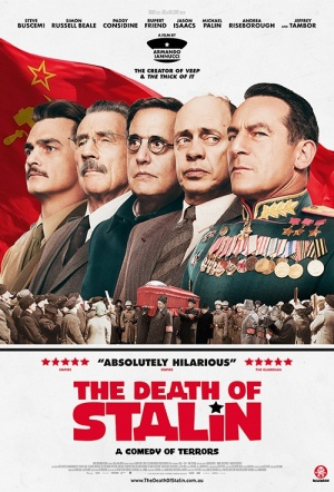 The Death of Stalin Film Poster