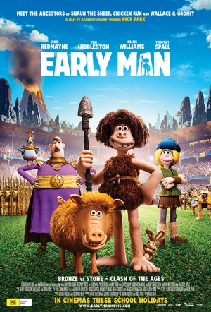 Early Man Film Poster