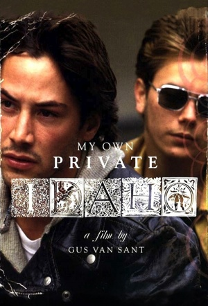 My Own Private Idaho Film Poster
