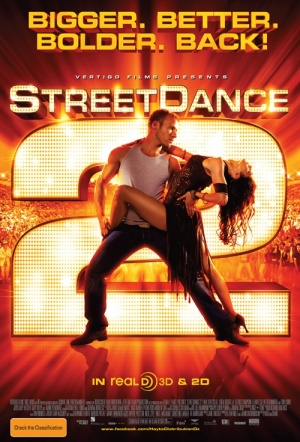 StreetDance 2 Poster