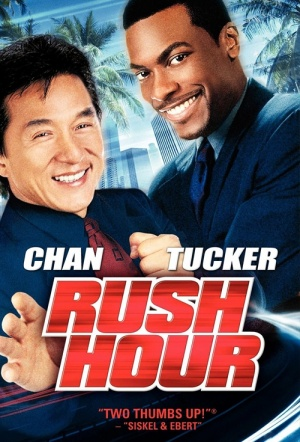 Rush Hour Film Poster