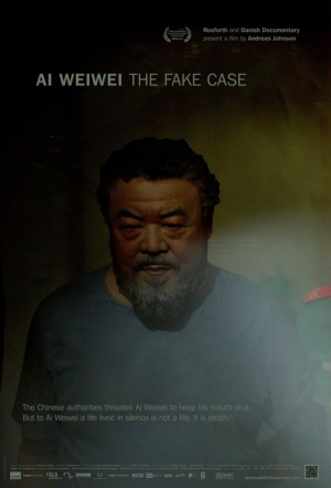 Ai Weiwei: The Fake Case Film Poster