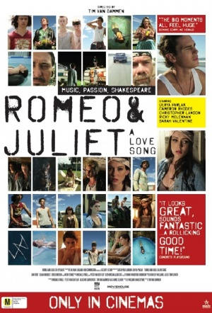 Romeo and Juliet: A Love Song Film Poster