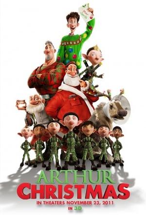 Arthur Christmas 3D