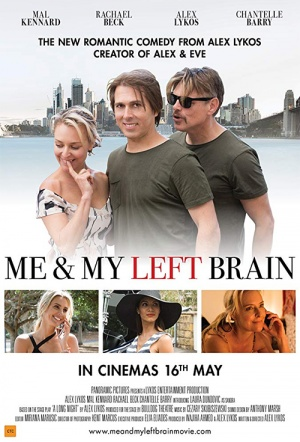 Me & My Left Brain Film Poster