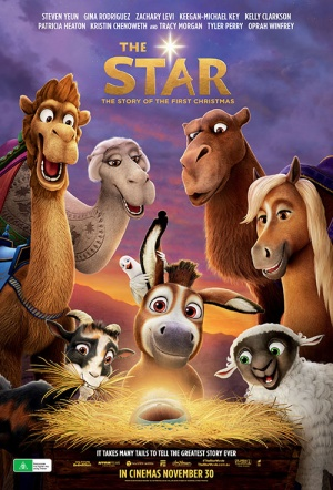The Star (2017) Film Poster