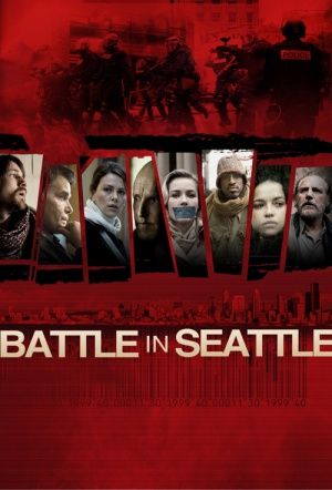 Battle in Seattle Film Poster