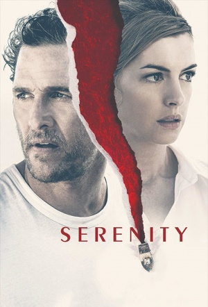 Serenity (2019) Film Poster