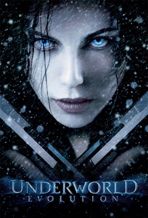 Underworld: Evolution Film Poster