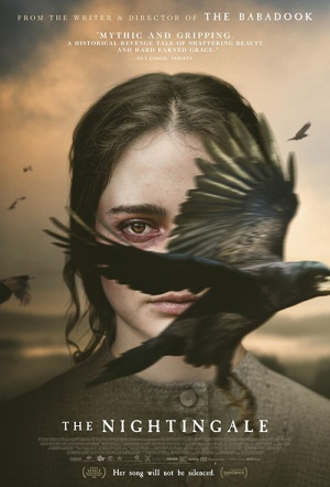 The Nightingale (2018) Film Poster