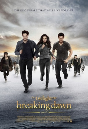 The Twilight Saga: Breaking Dawn Part 2 Film Poster