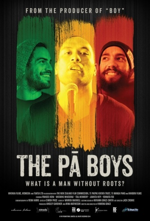 The Pa Boys Film Poster