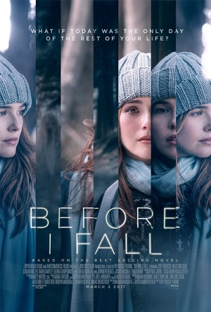 Before I Fall Film Poster