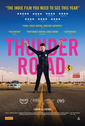 Thunder Road Film Poster