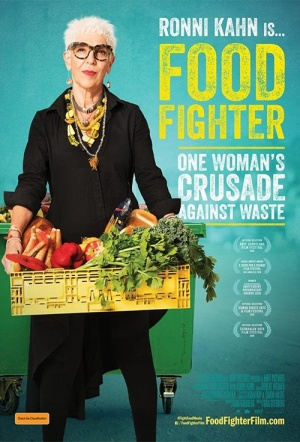 Food Fighter Film Poster