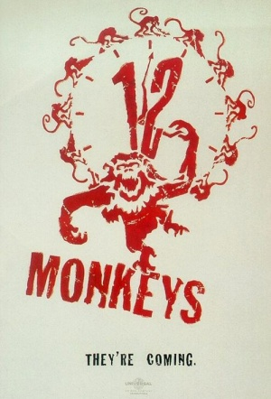 Twelve Monkeys Film Poster