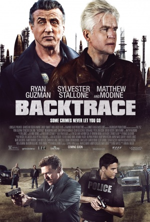 Backtrace Film Poster