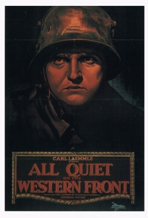 All Quiet On The Western Front (1930) Film Poster