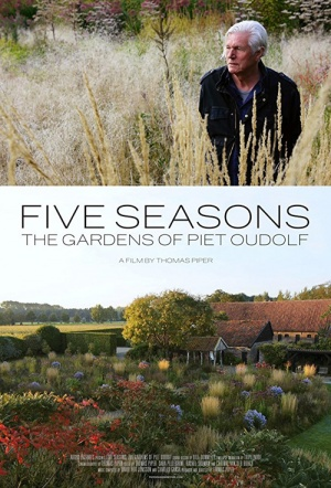 Five Seasons - The Gardens Of Piet Oudolf Film Poster