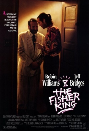 The Fisher King Film Poster