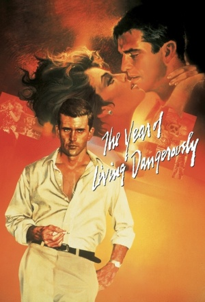 The Year of Living Dangerously Film Poster