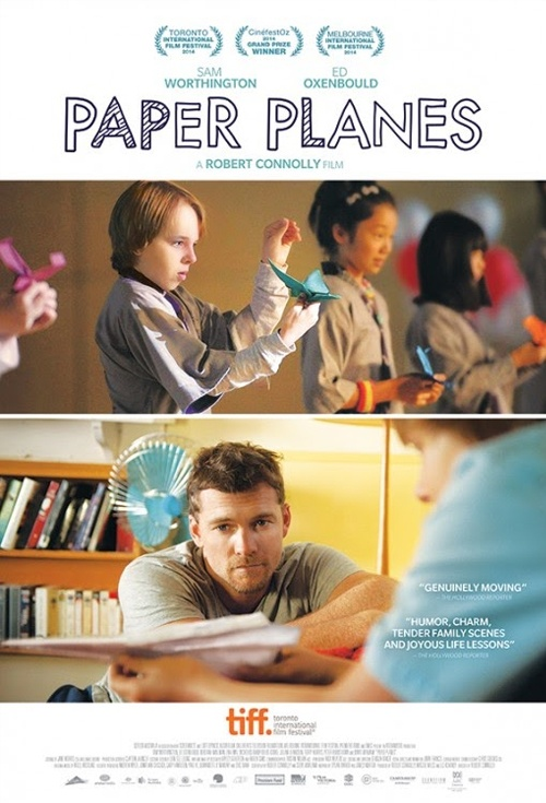Paper Planes Film Poster