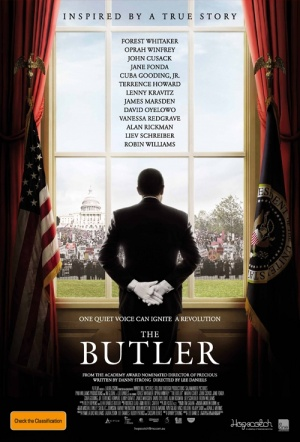 The Butler Film Poster