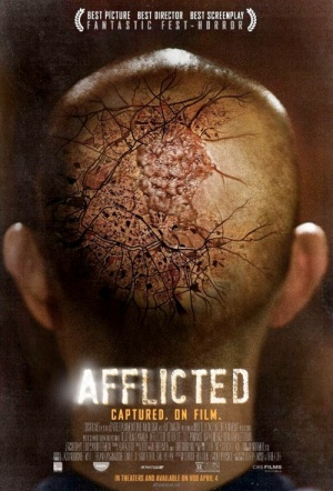 Afflicted Film Poster