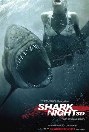 Shark Night Film Poster