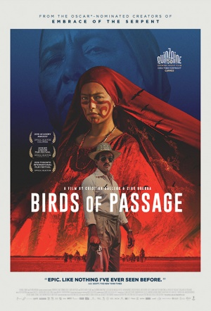 Birds of Passage (Pájaros de Verano) Film Poster