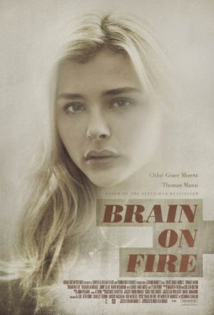 Brain on Fire Film Poster