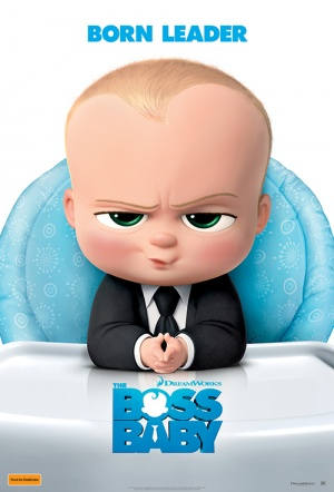 The Boss Baby 3D