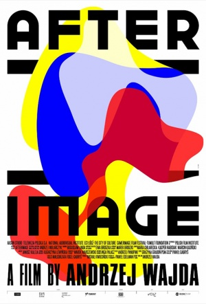 Afterimage Film Poster